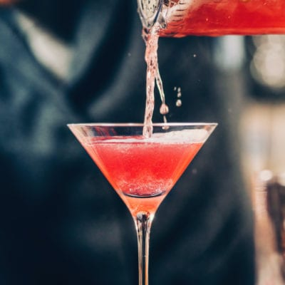 How to make a: Gin Cosmopolitan